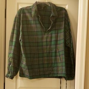 J crew plain 1/2 zip pullover